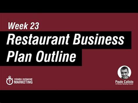 Fast food restaurant business plan - OGS Capital
